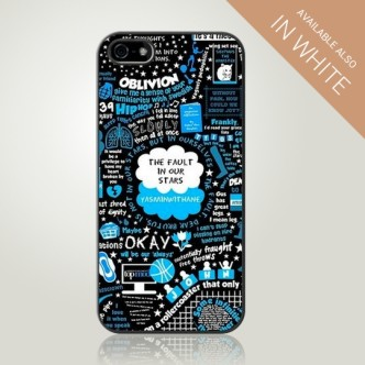 The Fault in Our Stars iPhone 5 Case