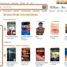 4 ways to find Kindle Unlimited ebooks on Amazon