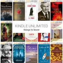 Kindle Unlimited - things to know