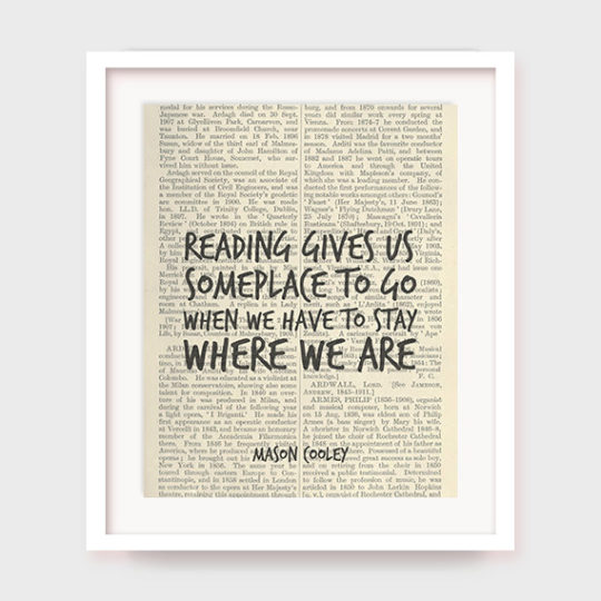 Quotes About Us Mesmerizing 50 Motivating Quotes About Books And Reading