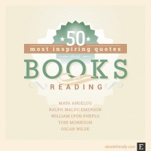 50 most inspiring #quotes about #books and #reading