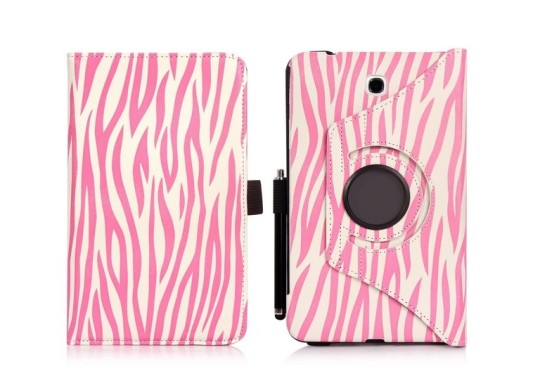 E LV 360 Degree Stand Case for Samsung Galaxy Tab 4