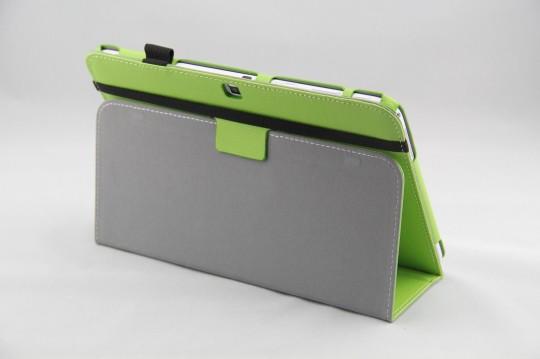 Fashion Mart Folio Stand Case for Samsung Galaxy Tab 4 10.1