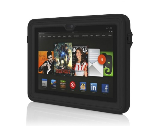 Incipio Atlas Kindle Fire Waterproof Case