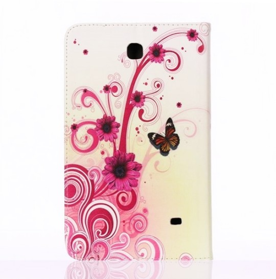 Ivy Fashion Series Flip Stand Case for Samsung Galaxy Tab 4 7.0 Nook / Tab 4 7.0 Case Cover