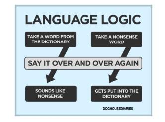 Language logic cartoon