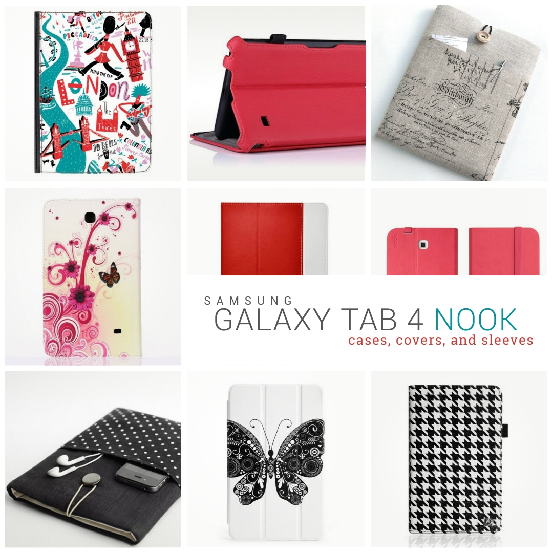 20 Best Case Covers For Nook Tab 4 7 0 And 10 1