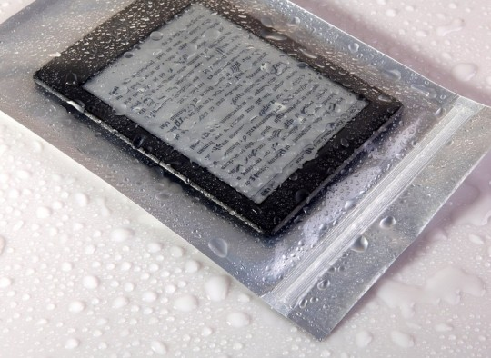 Simply Waterproof E-reader Sleeve