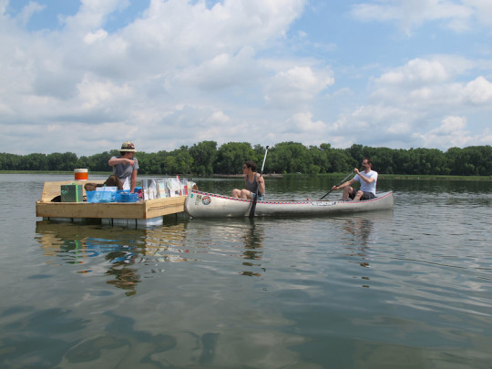 The Floating Library - picture 1