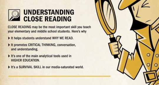The importance of close reading thumb