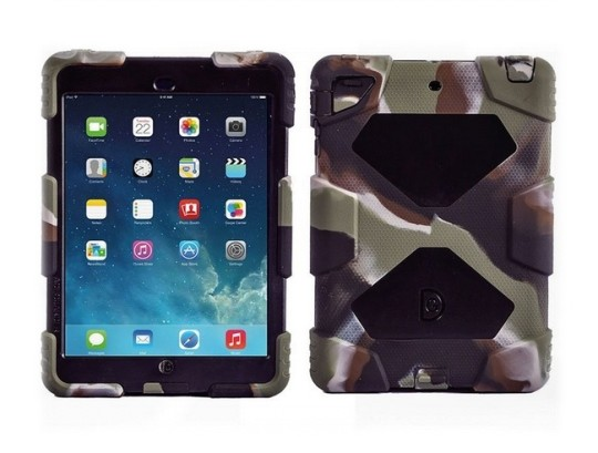 Aceguarder Shockproof and Waterproof Case for iPad Mini
