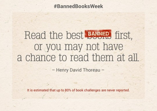 Banned books images: Read the best (banned) books first