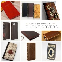 15 most beautiful book-style iPhone covers and cases