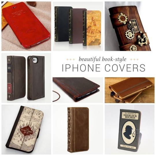 15 most beautiful book style iphone covers and cases gumiabroncs Images