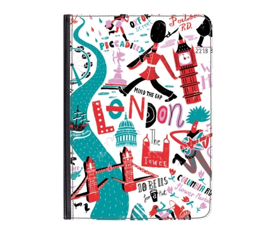 Disguised Shop Love London 7-inch Tablet Case