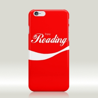 Enjoy Reading #iPhone 6 Snap Case
