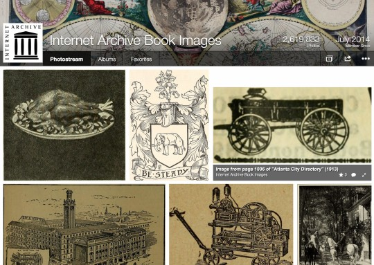 Flickr Commons - Internet Archive Book Images