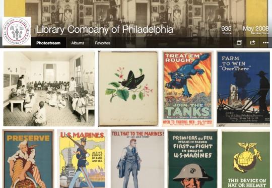 Flickr Commons - Library Company of Philadelphia
