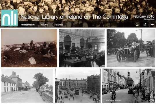 Flickr Commons - National Library of Ireland on The Commons