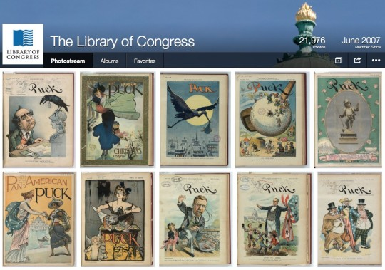 Flickr Commons - The Library of Congress