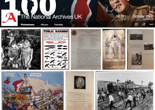 Flickr Commons - The National Archives UK