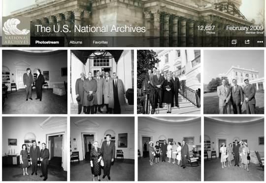 Flickr Commons - The U.S. National Archives