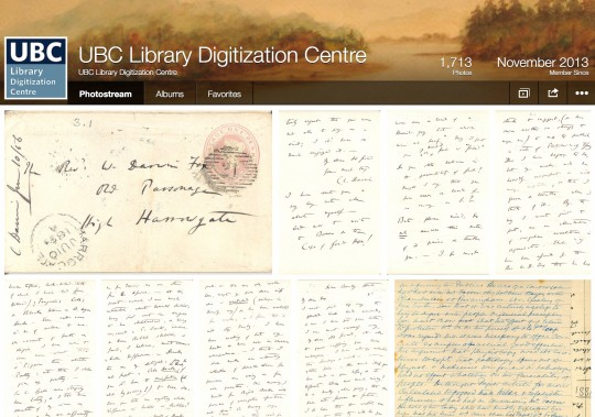 Flickr Commons - UBC Library Digitization Centre