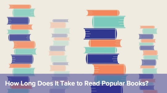 How long does it take to read popular books