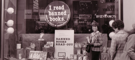 I read banned books - archive image