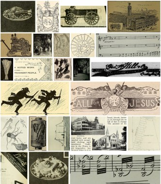 Internet Archive book images on Flickr