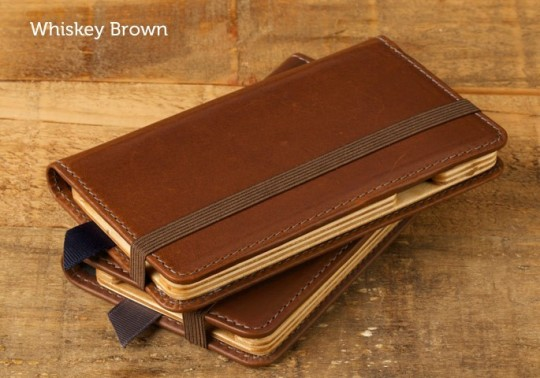 Pad & Quill Luxury Pocket Book for iPhone 6