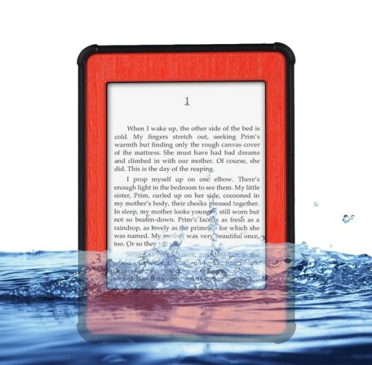 Redpepper Shockproof and Waterproof Case for Kindle Paperwhite