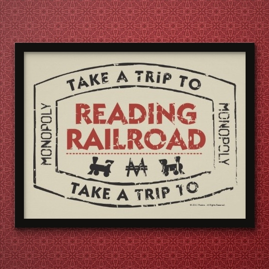 Take a trip to #reading railroad