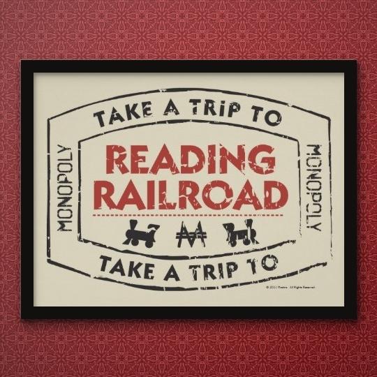Take a trip to #reading railroad