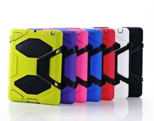 Waterproof Stand Case for Samsung Galaxy Tab
