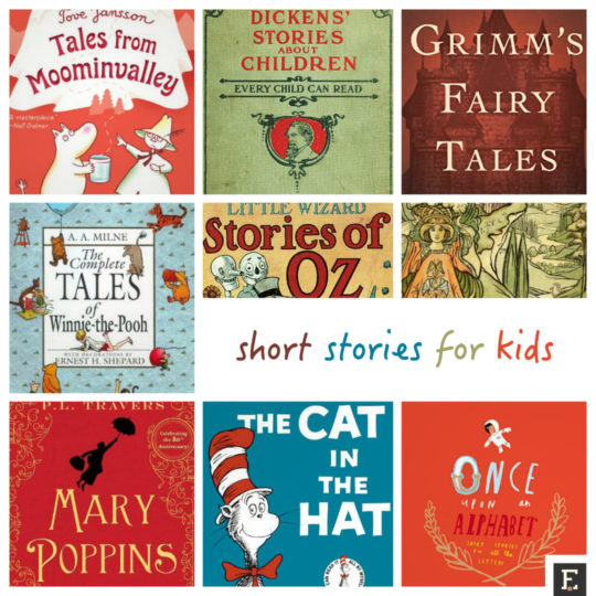 Best short stories for children