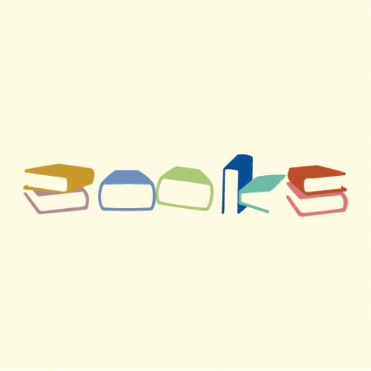 Books typography