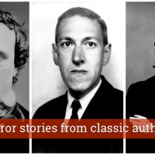 Horror stories from classic authors