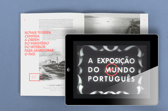 Novais Teixeira - print book enhanced with digital material