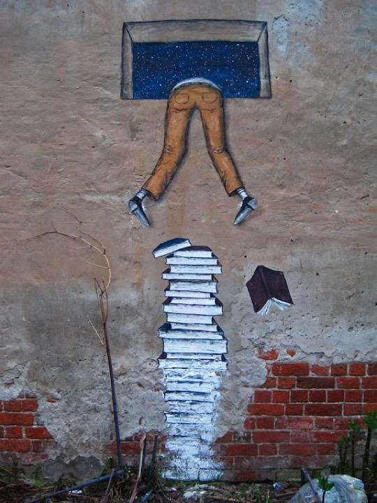 Books make you free