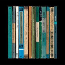 """Bob Dylan """"The Freewheelin'"""" album as Penguin book covers"""