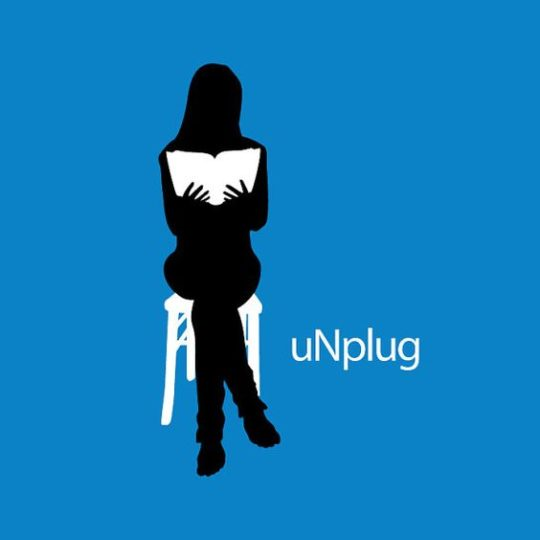 Unplug - read a book