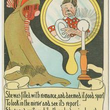 Vintage cards - Halloween greeting 2
