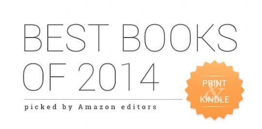 Amazon best books of 2014