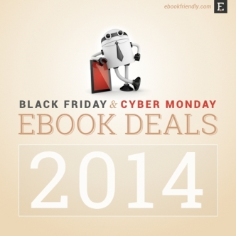 Black Friday and Cyber Monday ebook deals