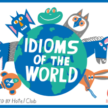 Idioms of the world by HotelClub
