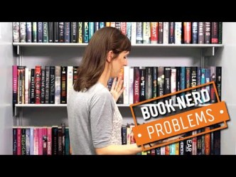 Limited book space - video