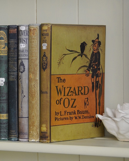 The British Library covers - The Wizard of Oz