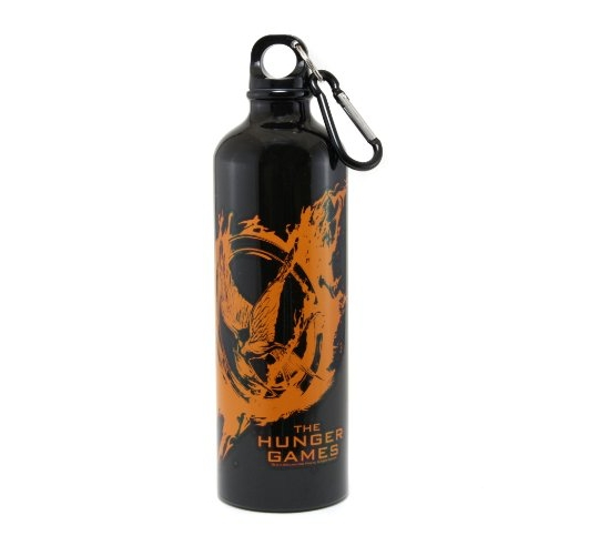 The Hunger Games Water Bottle