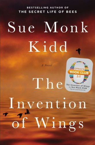 Best Kindle books of 2014 - The Invention of Wings - Sue Monk Kidd